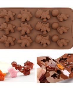 moule chocolat dinosaure
