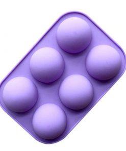 moule demi sphere dos