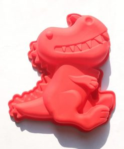 moule silicone dinosaure