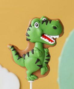 gateau anniversaire dinosaure tyranno