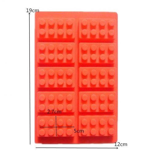 Moule lego briques