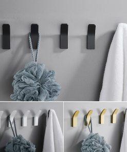 crochets serviettes couleurs