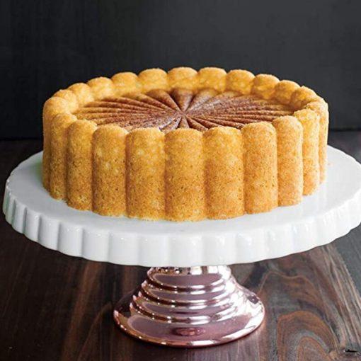 moule charlotte version chocolat